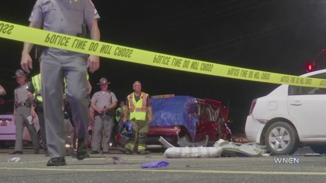 2 NC girls killed in Myrtle Beach crash
