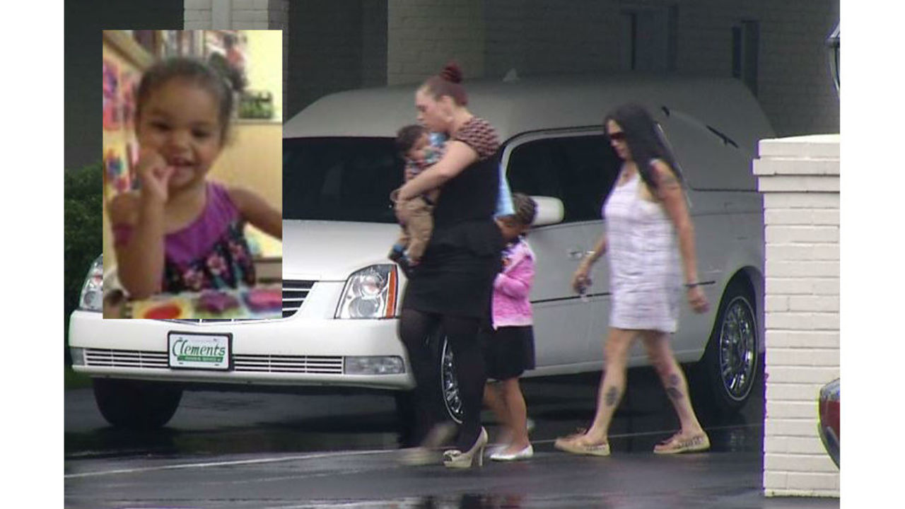 Funeral Held For Toddler Who Police Say Was Thrown Into Durham Lake