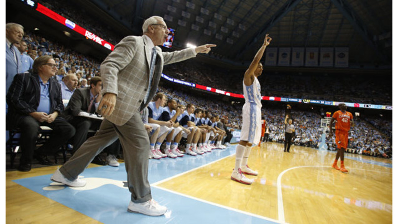 Unc To Name Dean Smith Center Floor Roy Williams Court
