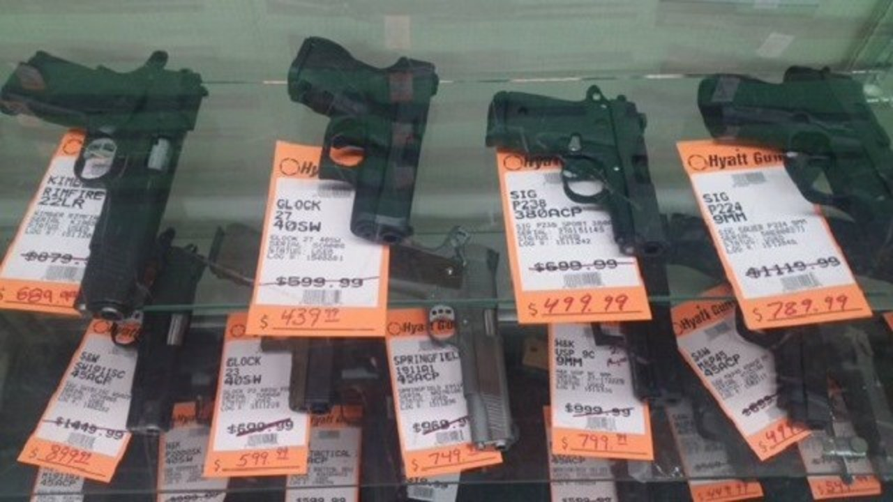 New law could make it easier to buy handguns in North Carolina