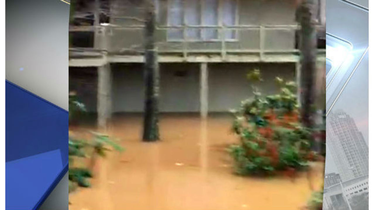 Flooding, evacuations in parts of Triangle as heavy rain hits NC