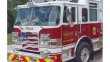 Car catches fire at Tackett Auto Sales overnight, officials say