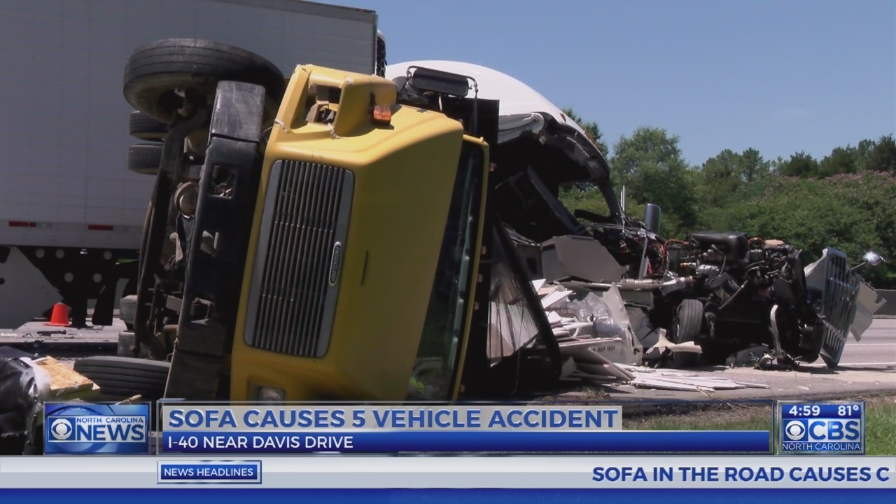 Accident On I 40 Nc Yesterday