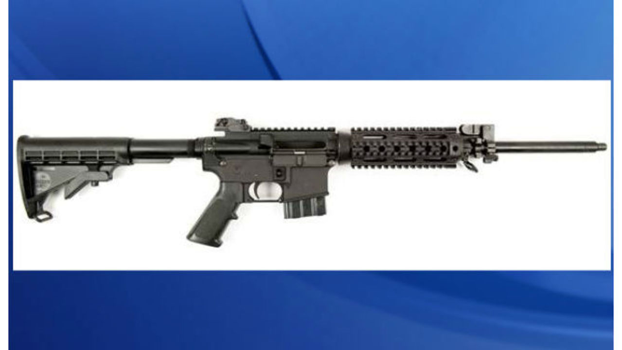 Feds and police seek help recovering rifles stolen from Clayton gun shop