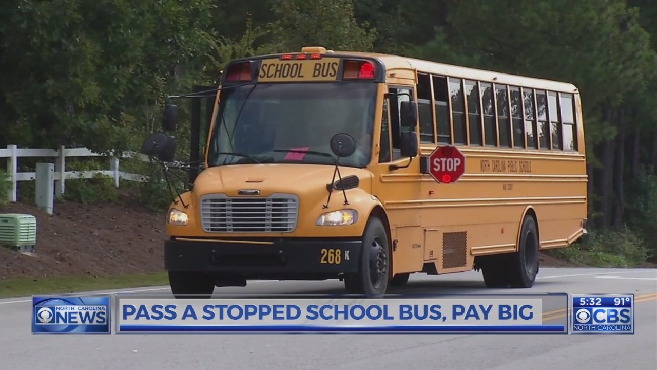 New Law Will Fine Those Who Pass Stopped School Buses 400 Or More