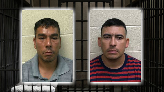 2 Wake County men caught with nearly 12 pounds of meth