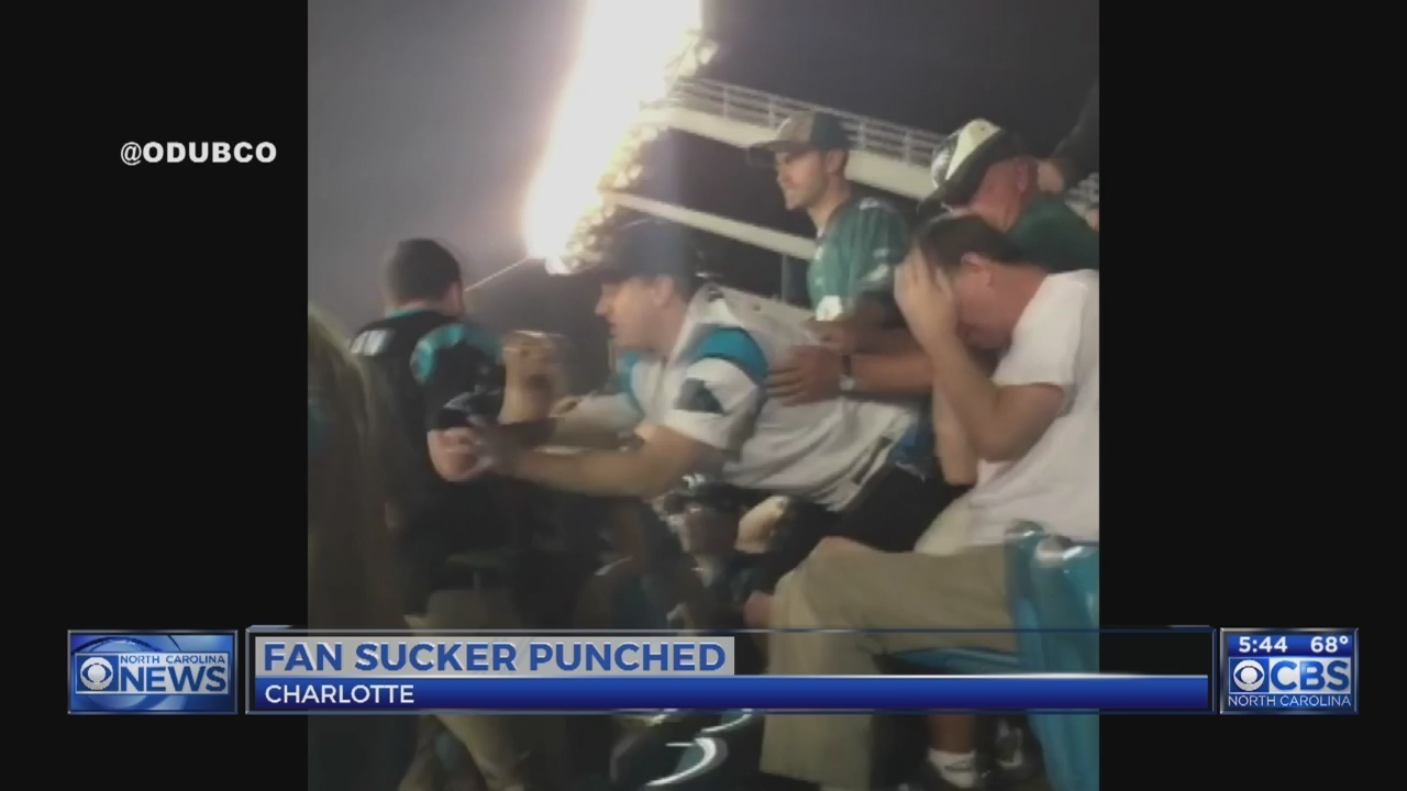 62e3fc59f91 Man at center of Panthers-Eagles game  sucker punch  video pleads guilty