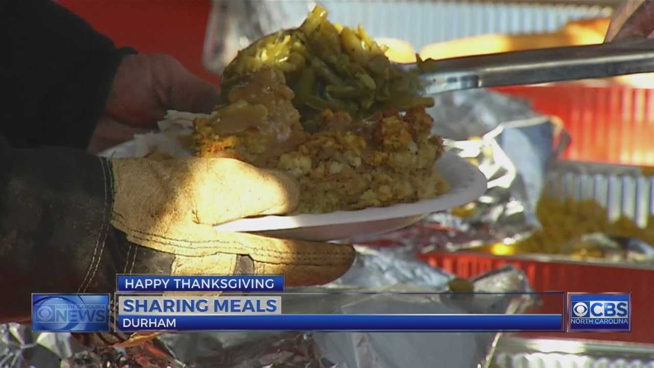 Durham Rescue Mission Offers Hot Meals On Thanksgiving