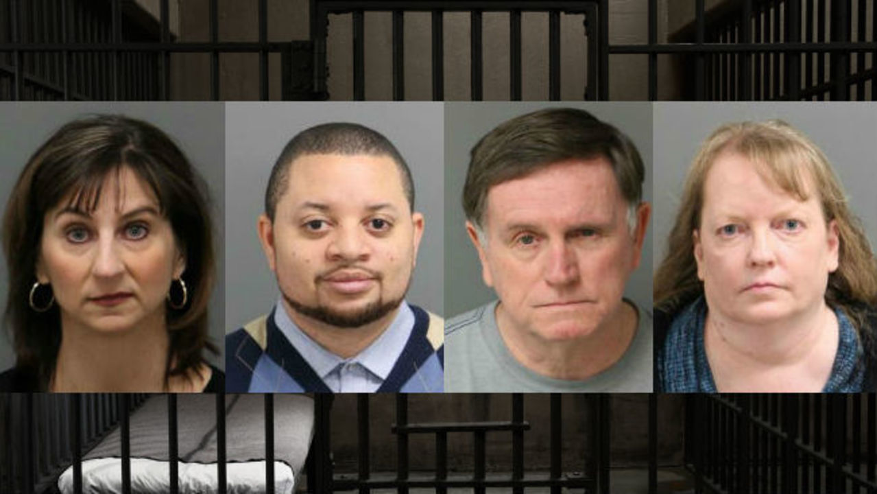 Last Of 4 Indicted In 2 3m Wake County Register Of Deeds