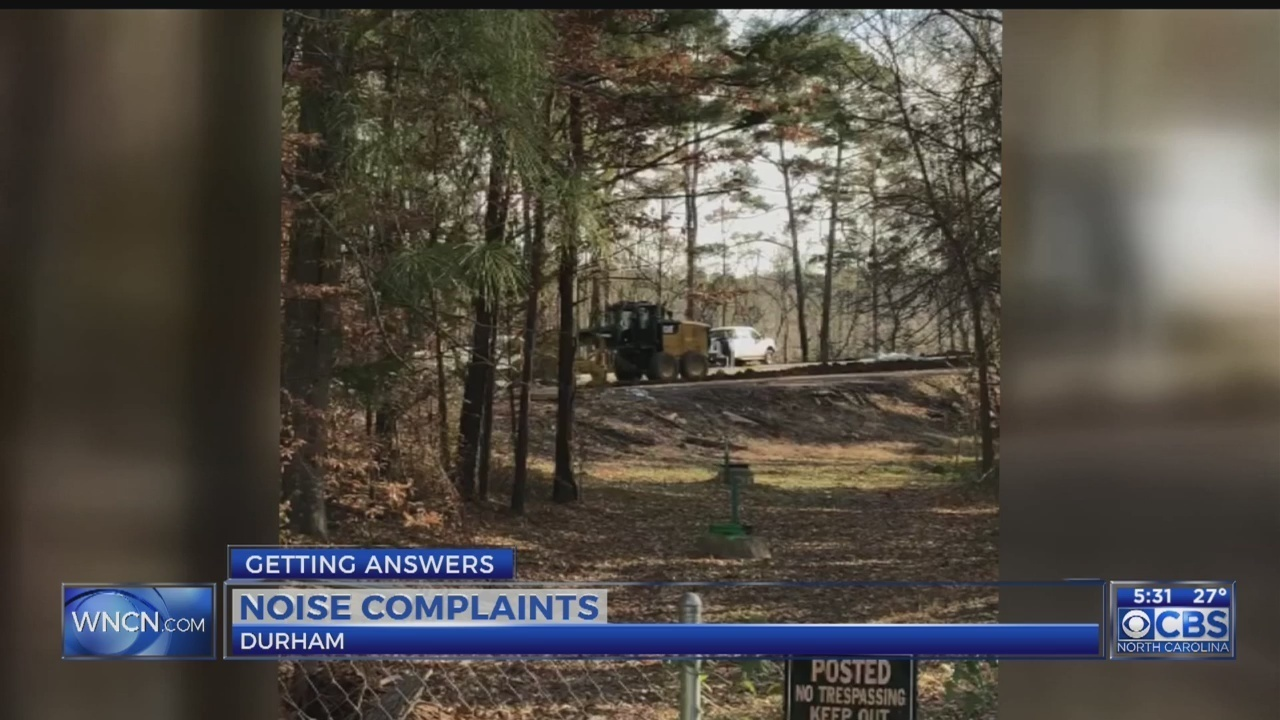 Durham Man Says City Workers Violate Noise Ordinance Every Morning