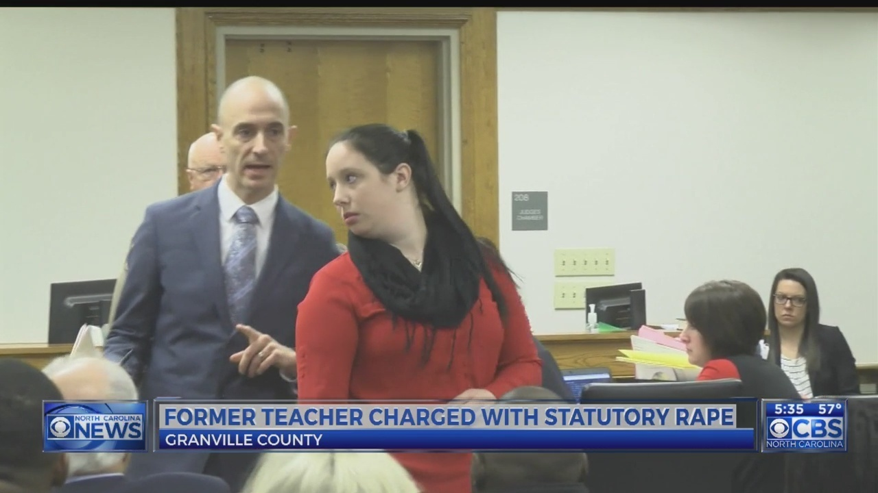Student With Involving Judge Appears Ex-nc Before Charged