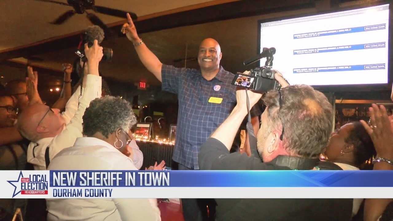 Durham County Incumbent Sheriff Upset After Losing Endorsements On