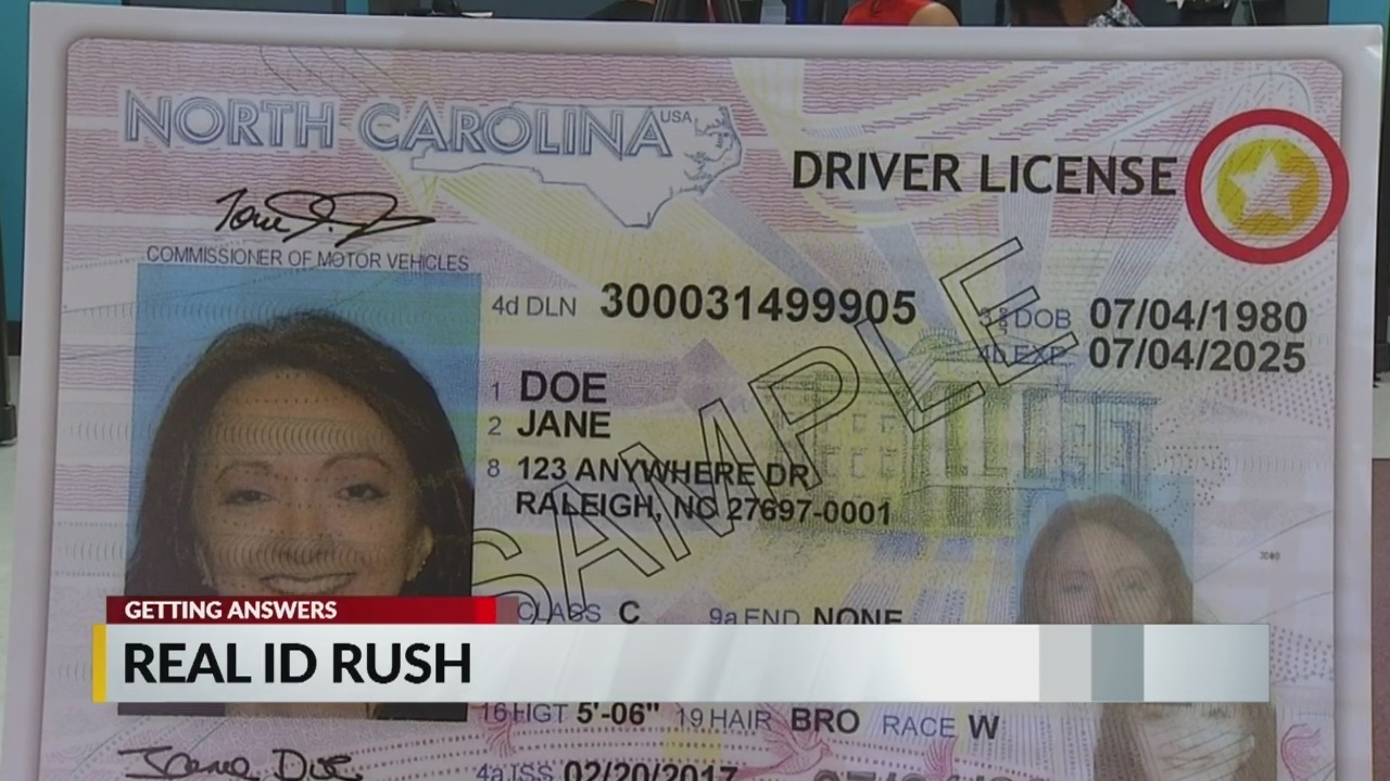 Ncdmv In Official Drivers 2019-02-09 Nc License - Driver Licenses