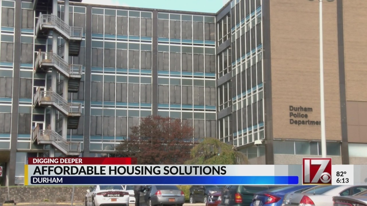 Durham City Council Agrees To Use Police Hq For Affordable Housing
