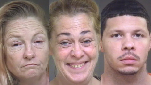 Women face charges for mailing drugs hidden in letters to NC inmate