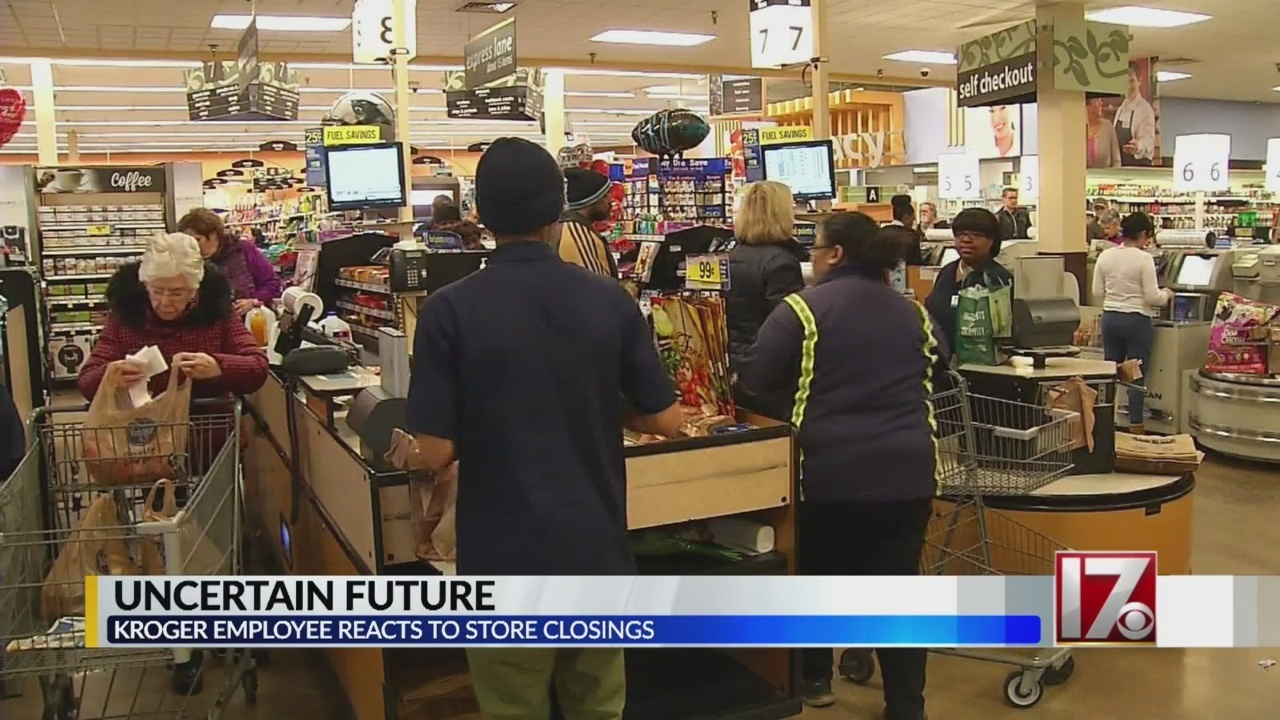 people are sad,' durham kroger worker says as closing news sinks in