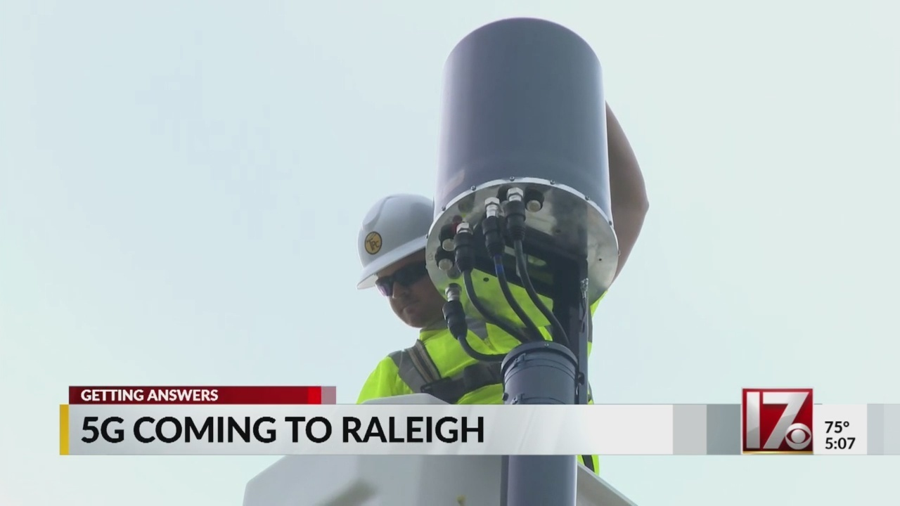 Att Adding Faster 5g Service To Raleigh Charlotte