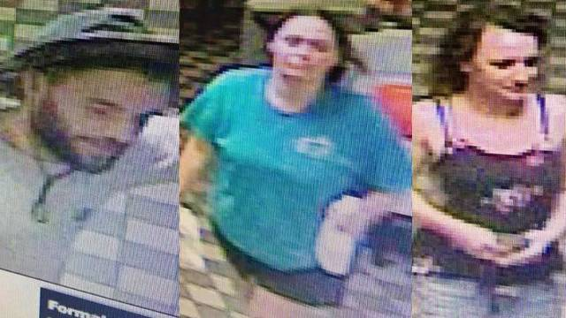 Suspects sought in assault of pregnant NC Waffle House waitress