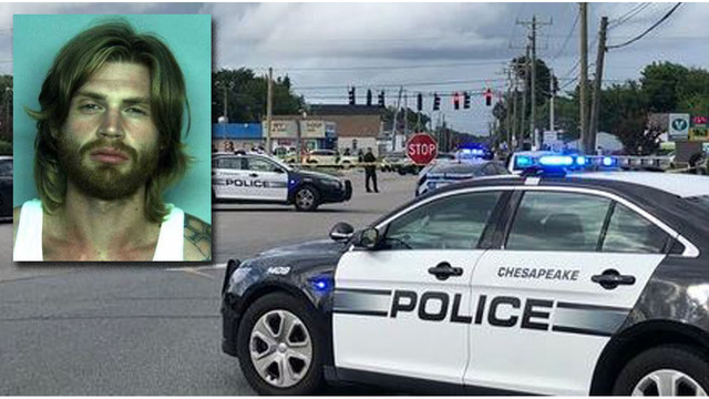 Virginia woman handcuffed at time of her suicide, drugs found on driver
