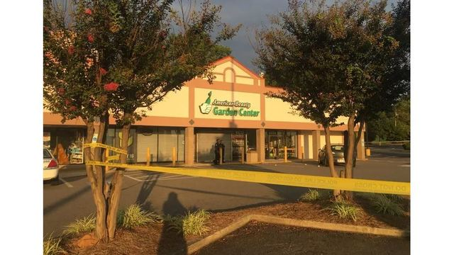 Intruder at NC garden center shot, killed by store owner, police say