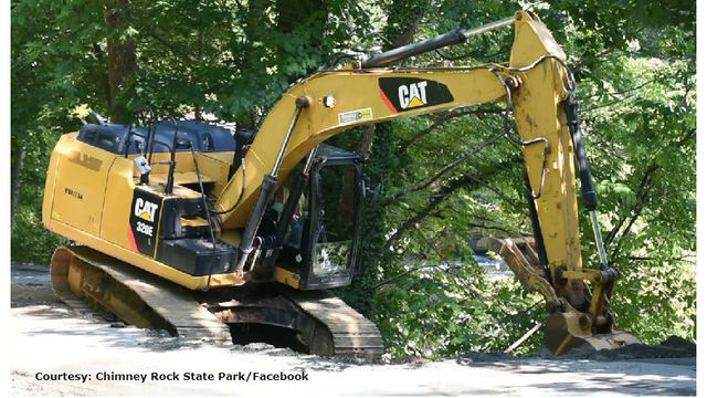Part of NC mountain park closed for 10 days for repairs caused by May storms