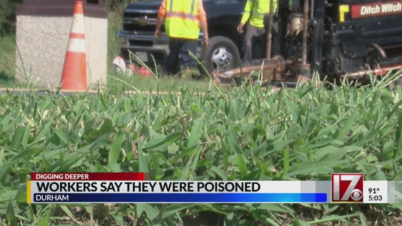 City Of Durham Employees Claim They Were Poisoned On The Job Demand