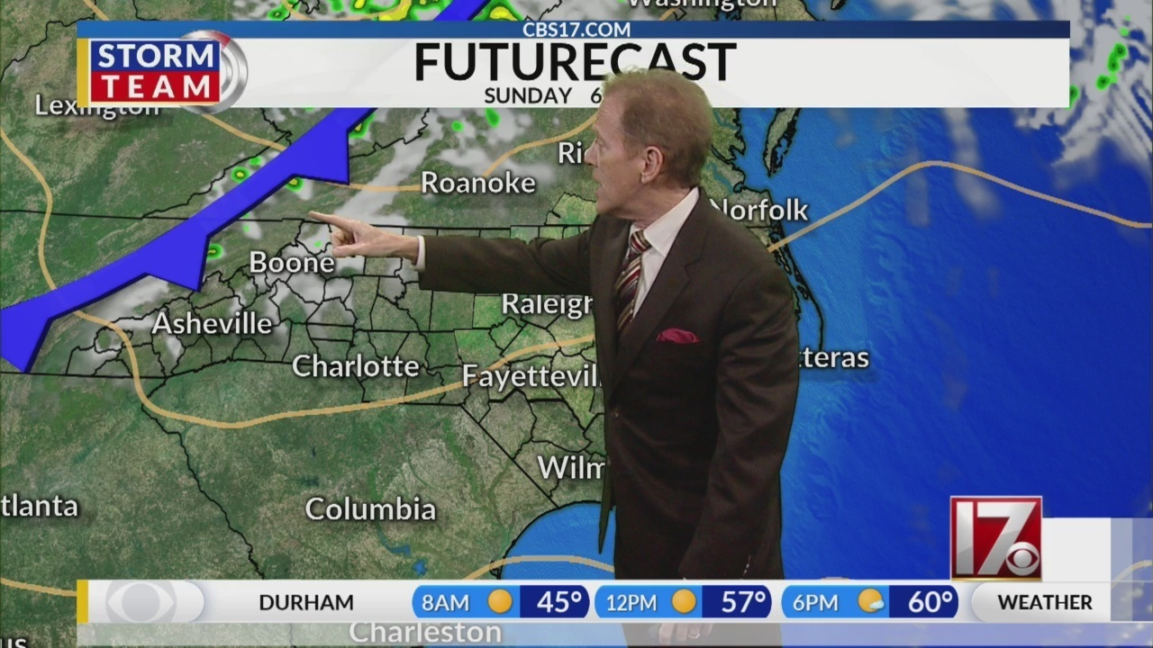 Bill Reh S Sunday Weather Forecast