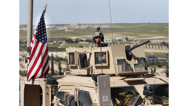 Syria complains to UN about US airstrikes