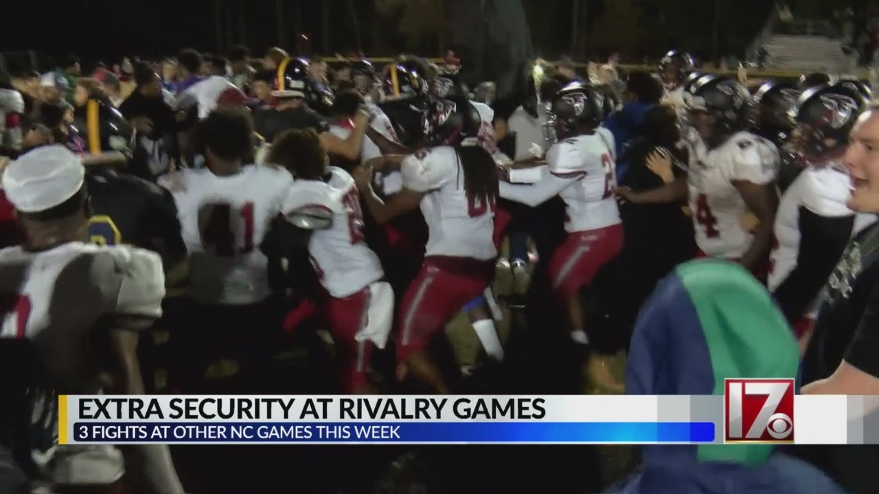 Pepper Spray Used To Break Up Wilson County High School Football Fight