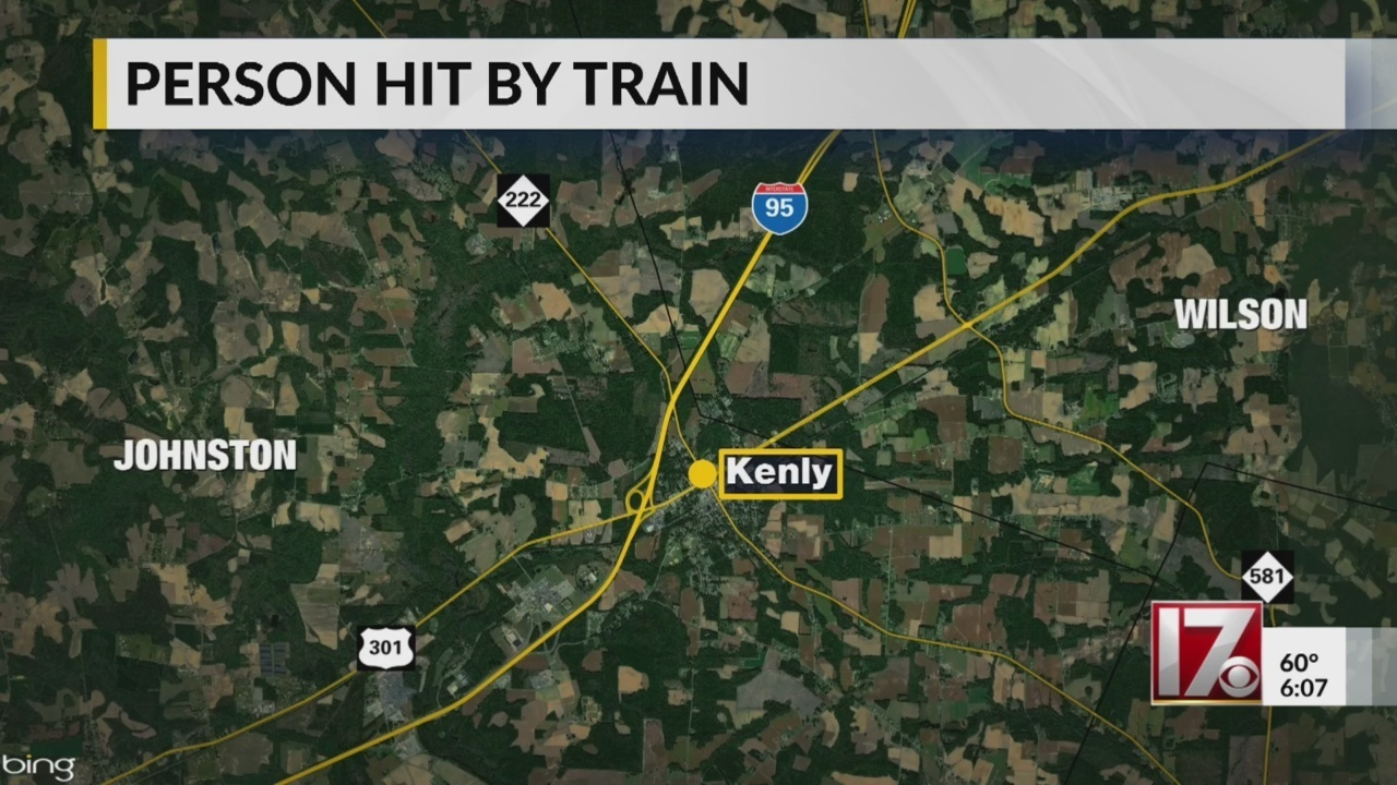 Person Struck By Amtrak Train In Kenly