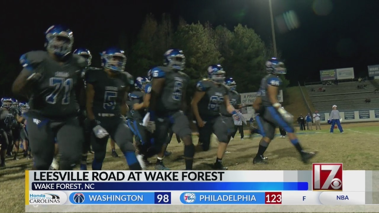 Wake Forest's title defense continues with 41-10 win over