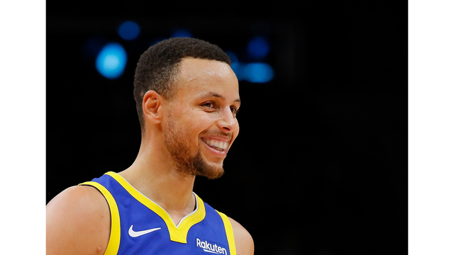 7dbb711b3bd0 NBA star Steph Curry says he doesn t believe in moon landing