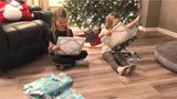 Raleigh company goes viral after employees give their children air filters for Christmas