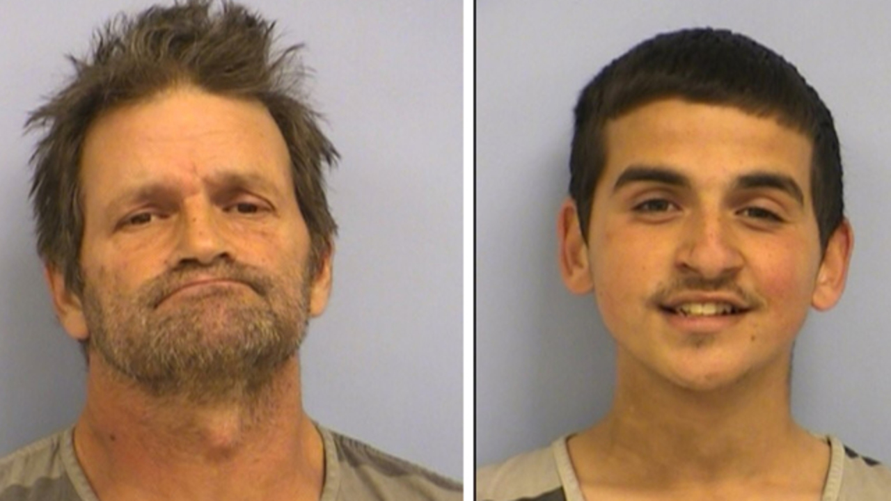 Kxan Traffic Map.2 Men Charged With Raping Woman At Knifepoint In Park