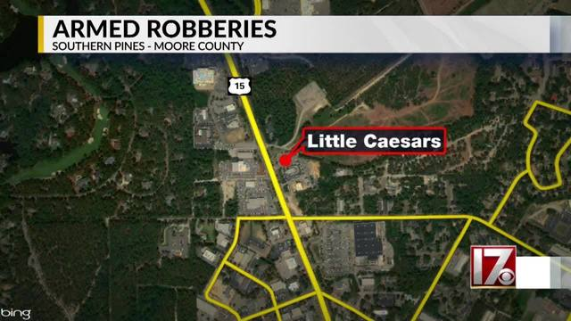 Man With Soup Tattoo Sought After Robbing Little Caesars Twice
