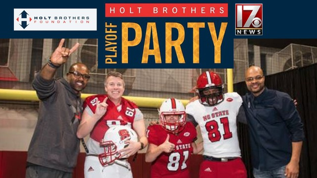 Holt Brothers 6th Annual Playoff Party set for Jan. 20
