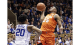 Top-ranked Duke shocked in OT by unranked Syracuse, 95-91