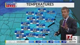 Warmer and wet weather returning to NC