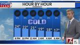 Moore County Schools delayed 2 hours Tuesday because of cold weather