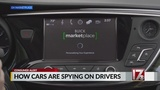 Data-collecting cars can be a convenience, but they also raise privacy concerns