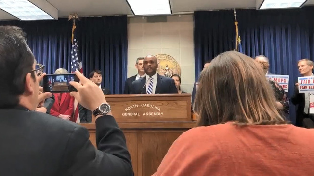Bipartisan bill introduced to end gerrymandering in NC