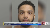 Raleigh man accused of fracturing baby's skull during Valentine's Day assault