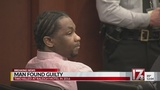 Seaga Gillard found guilty in Raleigh double-murder trial