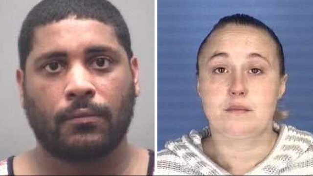 NC parents charged after infant found with several fractures; police looking for father