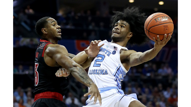 UNC outshoots Louisville, 83-70, to punch ticket to ACC tournament semifinal