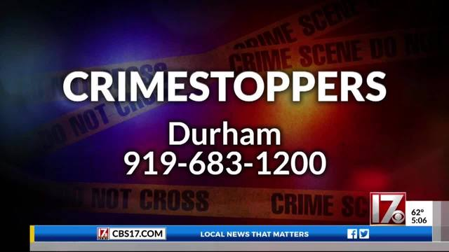 Durham sweepstakes stick-up