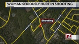Woman seriously injured in Durham shooting