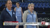 Washington Post: UNC's Hatchell accused of racial insensitivity, making players play injured