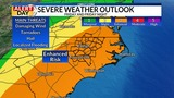 ALERT DAY: Significant severe weather threat on Friday