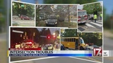 Raleigh residents look for changes at intersection that's seen dozens of collisions